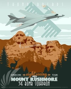 Feature-poster-Ellsworth-AFB-34BS-military-aviation-poster-art-print-gift-SP00455