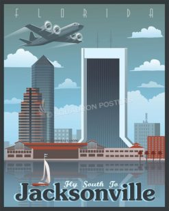 NAS Jacksonville P-3 Orion nas-Jacksonville-p-3-orion-military-aviation-poster-art-print-gift