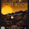 Fort Hood 504th Military Intelligence Brigade Fort_Hood_RC-12_504_MIB_SP01442-featured-aircraft-lithograph-vintage-airplane-poster-art