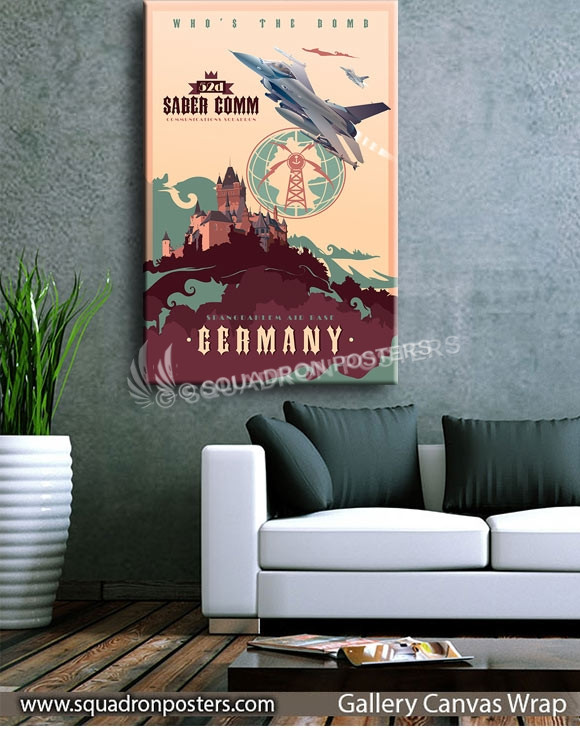 Germany_F-16_52d_comm_sq-SP01075-squadron-posters-vintage-canvas-wrap-aviation-prints
