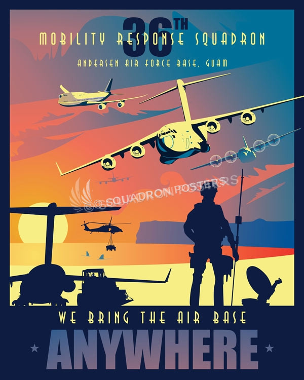 Anderson Afb Guam 36th Mobility Response Squadron