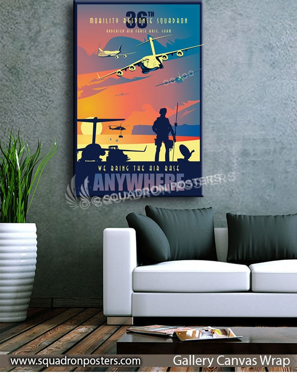 Guam_C-17_C-130_36th_MRS_SP00887-squadron-posters-vintage-canvas-wrap-aviation-prints
