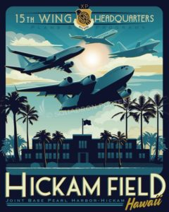hawaii_hickam_15th_wing_hq_sp01154-featured-aircraft-lithograph-vintage-airplane-poster-art