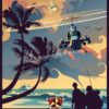 Hawaii_K-Bay_AH-64_Apache_1st_BTN_12th_Marines_SP01069-featured-aircraft-lithograph-vintage-airplane-poster-art