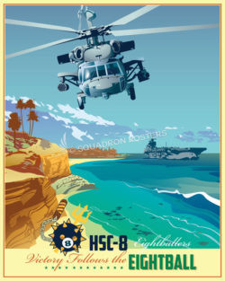 Helicopter Sea Combat Squadron Eight (HSC-8)