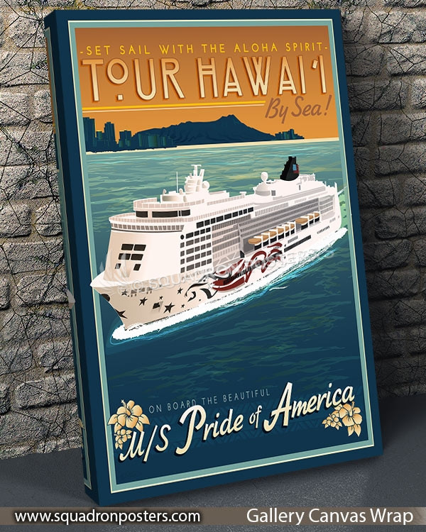 Hawaii_Pride_of_America_Cruise_Liner_SP00745_vintage-travel-poster-vacation-print