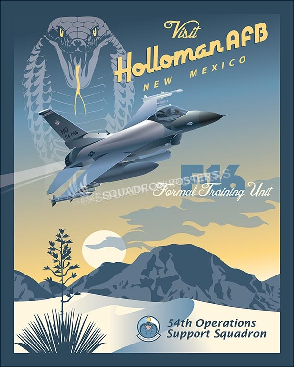 holloman-f-16-54oss-sp00462-vintage-military-aviation-travel-poster-art-print-gift