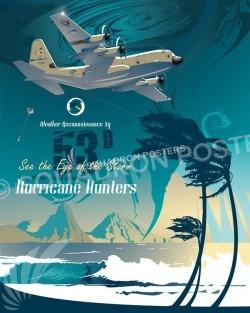 53rd Weather Reconnaissance Squadron Hurricane Hunters