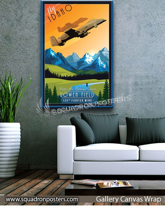 Idaho_A-10_124th_FW_SP00935-squadron-posters-vintage-canvas-wrap-aviation-prints