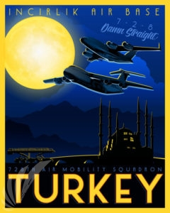 Incirlik_AB_C-17_C-5_728_AS_16x20_v2_FINAL_ModifySW_SP01748Mfeatured-aircraft-lithograph-vintage-airplane-poster