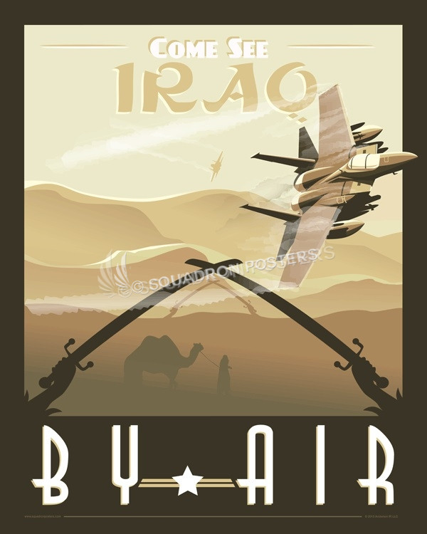 Iraq-F-15E-Strike-Eagle16x20