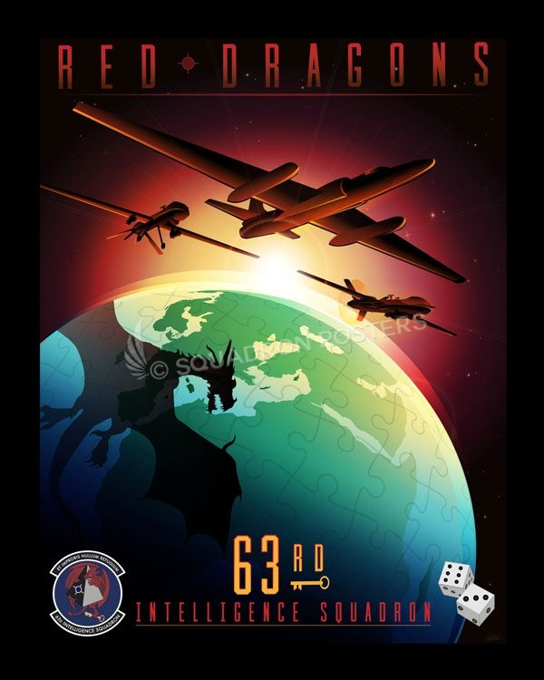 Joint Base Langley–Eustis 63rd Intelligence Squadron JB_Langley-Eustis_U-2_63_IS_SP01380-featured-aircraft-lithograph-vintage-airplane-poster-art