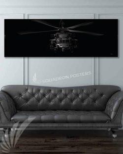 JB_MH-60S_60x20_SP01509-military-air-force-aviation-artwork-poster-jet-black-litho