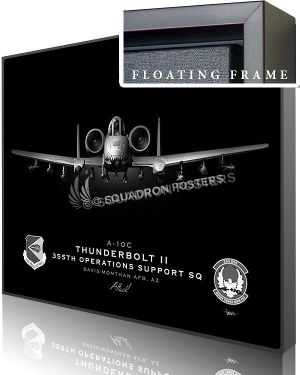 jet-black-a-10-355th-oss-sp01151-featured-canvas-framed-aircraft-lithograph