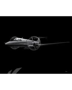 C-12J Jet Black Lithos