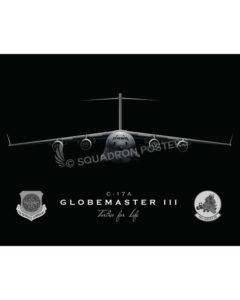 Jet Black C-17 701st AS SP01008-FEAT-jet-black-aircraft-lithograph