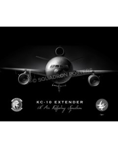 Jet Black KC-10 6th ARS SP01071-FEAT-jet-black-aircraft-lithograph