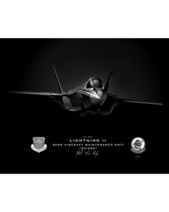 Jet Black Luke AFB F-35 62d AMU 20x16 FINAL ModifySB SP02187MFEAT-jet-black-aircraft-lithograph