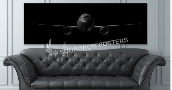 Jet_Black_Airbus_320_60x20_SP01530-social-tab-on-woocommerce-jet-black-artwork-airplane