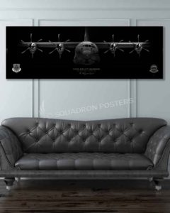 C-130J 115th jet_black_c-130j_115th_as_60x20_sp01200-military-air-force-aviation-artwork-poster-jet-black-litho-art