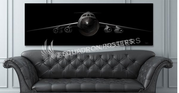 Jet_Black_C-141_60x20_SP01265-social-tab-on-woocommerce-jet-black-artwork-airplane