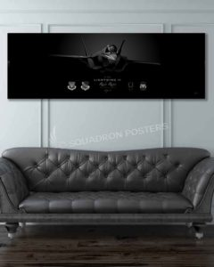 Jet_Black_Hill_AFB_F-35_34_FS_60x20_SP01392-military-air-force-aviation-artwork-poster-jet-black-litho