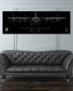 KC-130J Jet Black Lithos