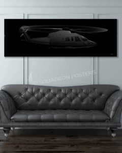 S-76 Jet Black Lithos