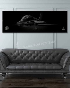 T-38A 1st RS jet_black_t-38a_1st_rs_60x20_sp01217military-air-force-aviation-artwork-poster-jet-black-litho