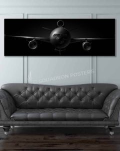 KC-10 Jet Black Lithos