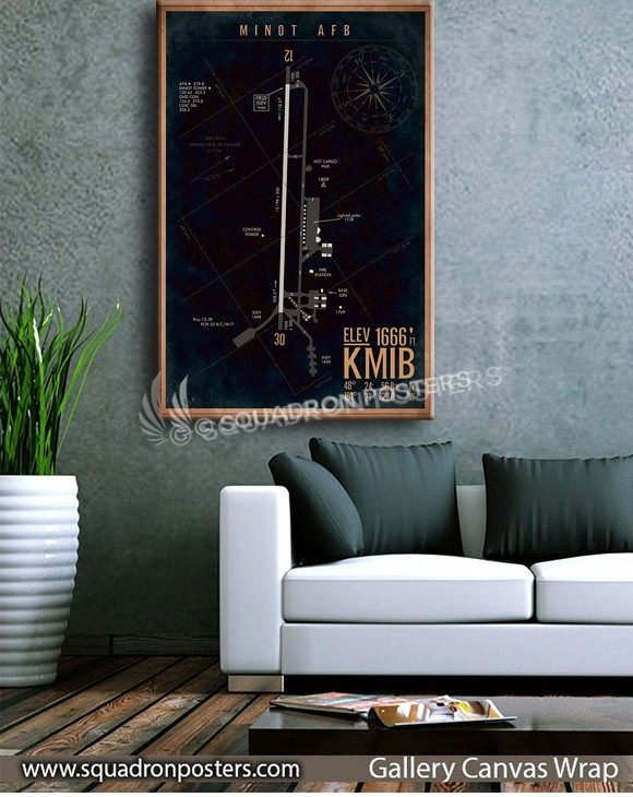 KMIB_Minot_AFB_Airfield_Art_SP01448-squadron-posters-vintage-canvas-wrap-aviation-prints
