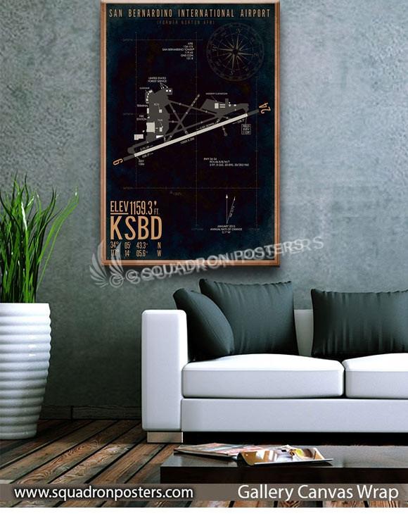 KSBD_San_Bernardino_Intl_Airfield_Art_SP01422-squadron-posters-vintage-canvas-wrap-aviation-prints
