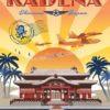 Kadena AB 18th Maintenance Operation Center kadena_18th_moc_sp01182-featured-aircraft-lithograph-vintage-airplane-poster-art