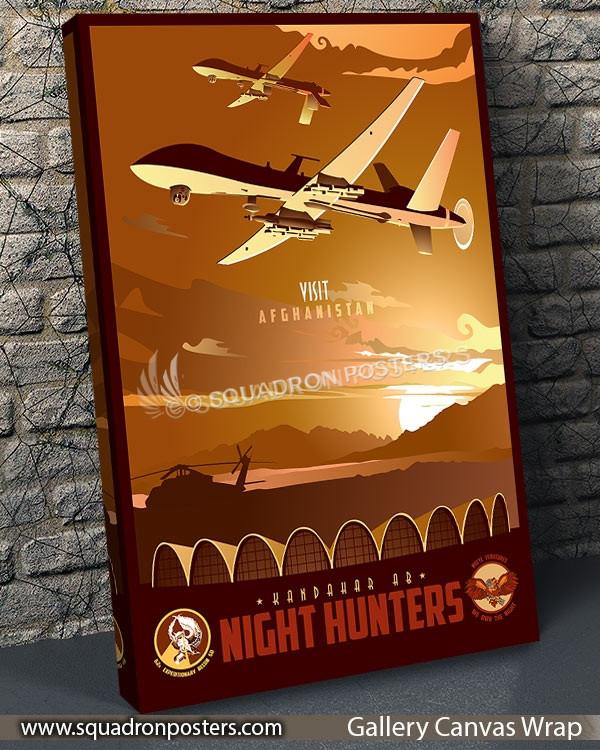 Kandahar_MQ-1_62d_ERS_SP00747_vintage-travel-poster-aviation-squadron-print-poster-art