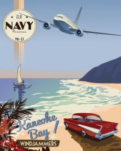 Vr 51 C 40a Windjammers Squadron Posters