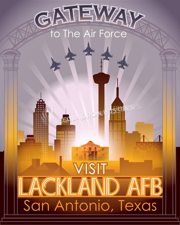 Lackland AFB