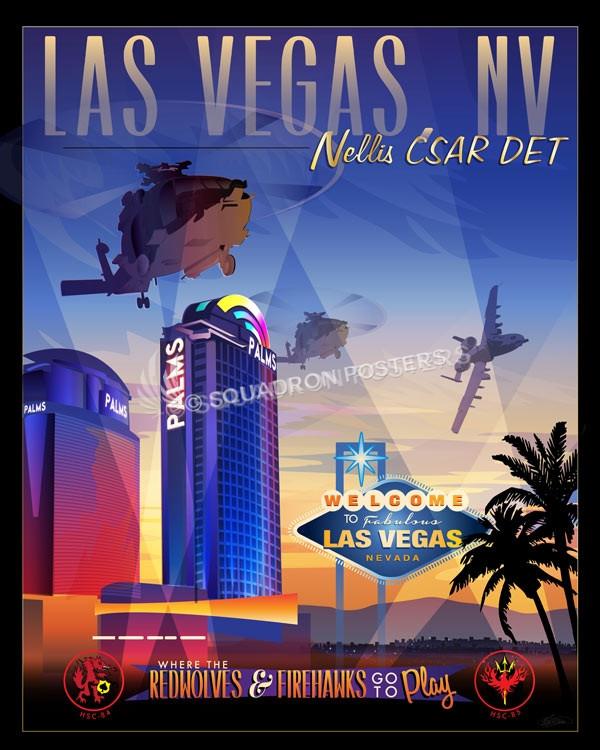Las_Vegas_HSC-84_HSC-85_SP00844-featured-aircraft-lithograph-vintage-airplane-poster-art