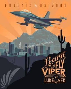 Luke-f-16-military-aviation-poster-art=print-gift