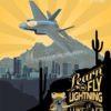 Luke f-35 61st SP00550 military aviation poster art print gift