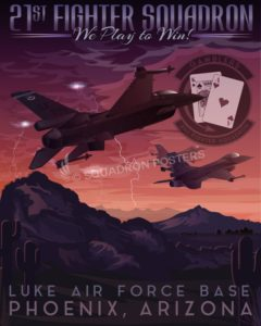 Luke_AFB_F-16_21st_FS_SP00854-featured-aircraft-lithograph-vintage-airplane-poster-art