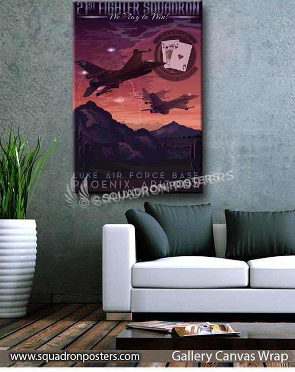 Luke_AFB_F-16_21st_FS_SP00854-squadron-posters-vintage-canvas-wrap-aviation-prints