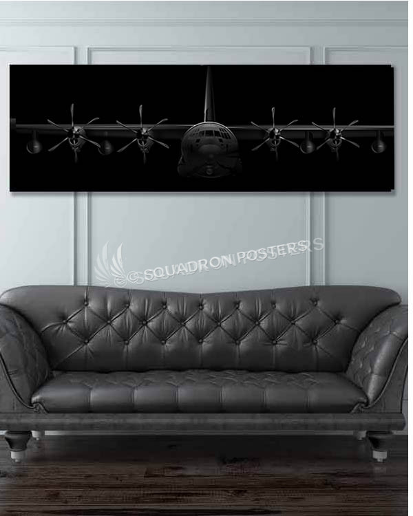 MC 130J Commando II SP00778_featured Image Military Canvas Print