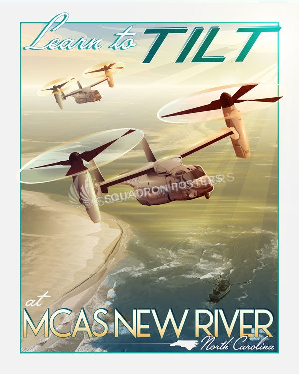 Mcas New River Learn To Tilt Cv