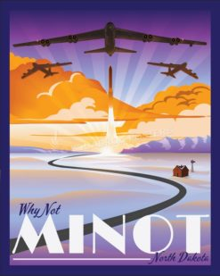 Minot_Air_Force_Base_Winter_SP01032-featured-aircraft-lithograph-vintage-airplane-poster-art