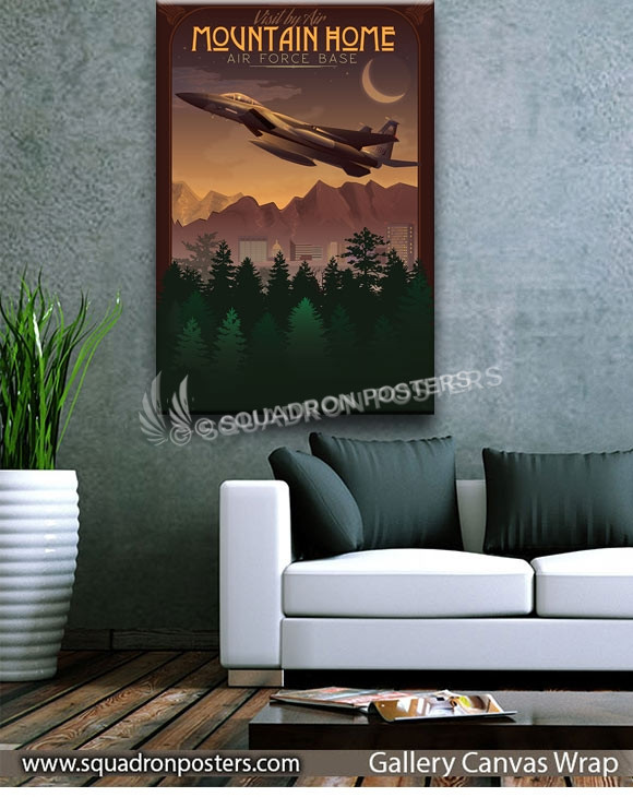Mountain_Home_AFB_ID_GENERIC_SP01036-squadron-posters-vintage-canvas-wrap-aviation-prints