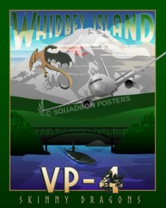 NAS_Whidbey_Island_WA_VP-4_P-8A_GREEN_SP01521-featured-aircraft-lithograph-vintage-airplane-poster-art