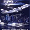 NYC Midnight 747-400 16x20 SP00452-vintage-military-aviation-travel-poster-art-print-gift
