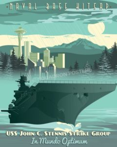 Naval_Base_Kitsap_USS_John_C._Stennis_Strike_Group_SP01117Mfeatured-aircraft-lithograph-vintage-airplane-poster