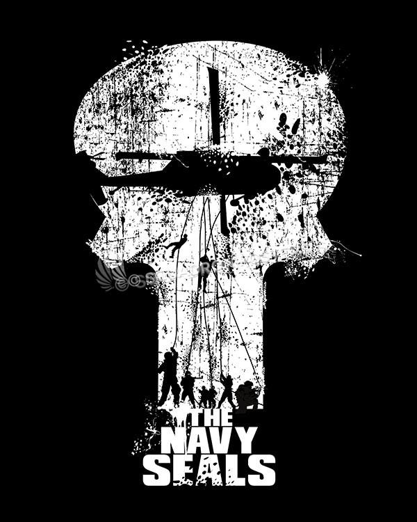 Navy SEALs - Skull