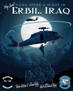 Erbil, Iraq HSC-5 MH-60S norfolk_va_erbil_iraq_hsc-5_sp01167-featured-aircraft-lithograph-vintage-airplane-poster-art